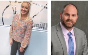 September 2020 Member Spotlight features Ashley O'Neal and Matt Pinkerton